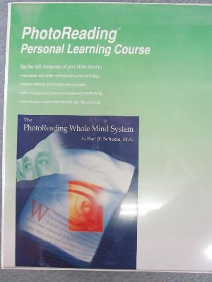 The PhotoReading Whole Mind System Personal Learning Course