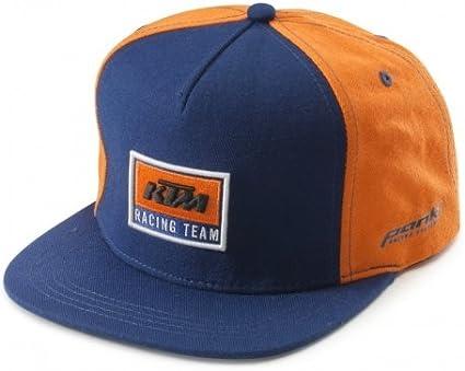 Original KTM Kids Replica Team Gorra/Gorro/Gorra/Snapback: Amazon ...