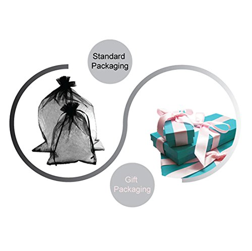 Audrey Hepburn ''Breakfast at Tiffany's'' Complete Costume Set - Satin Version (S) w/Gift Box by Utopiat (Image #6)