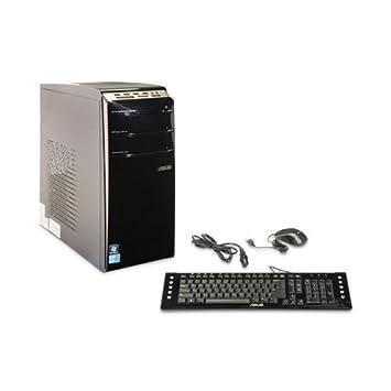 ASUS CM CM5675-07 3.2GHz i5-650 Escritorio Negro PC PC - Ordenador