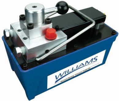 Williams Hydraulics 5AD150M 4 Way Air Pump