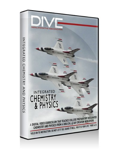 DIVE Integrated Chemistry and Physics Instructional CD-ROM by DIVE by Dr. Shormann