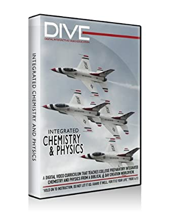 Amazon.com: DIVE Integrated Chemistry and Physics Instructional CD-ROM