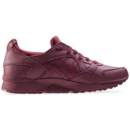 Bianco Sneaker Asics Burgundy 2626 V Gel Lyte xqIwrq0B