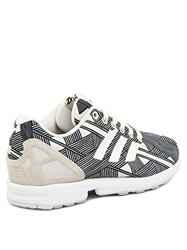 Adidas ZX FLUX W CBLACK/FTWWHT/CBLACK - 6-
