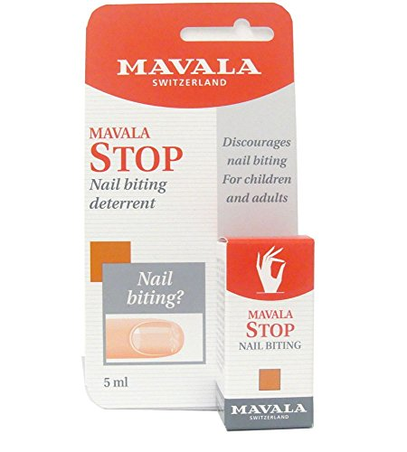 : Mavala Stop Helps Cure Nail Biting and Thumb Sucking, 0.17 Ounce