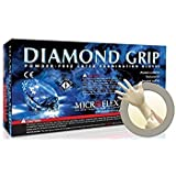 MicroFlex Case Of Diamond Grip PF Latex Exam Small