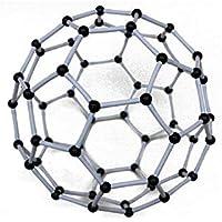 Scientific Chemistry Carbon 60 C60 Atom Molecular Model Links Kit Set Model Links Kit Set For student study whole #0607 : as shows