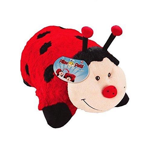 【残りわずか】 As Seen on Pee TV Wee, Pillow Pet B01K1UKHPQ Pee Wee, Lady Bug [並行輸入品] B01K1UKHPQ, リスタ:1d39844c --- clubavenue.eu