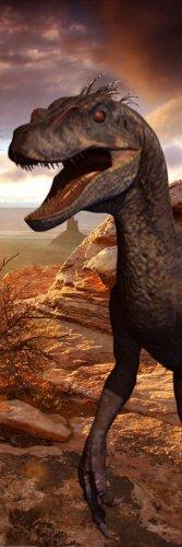 Dinosaur Poster Utah Raptor