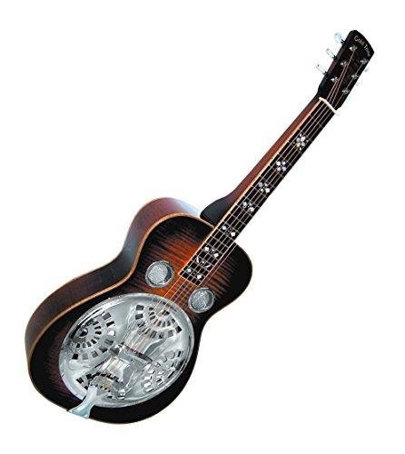 - Paul Beard Squareneck Resonator Guitar w/ Gig Bag