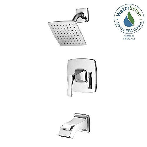 Pfister Venturi Single-Handle 1-Spray Tub and Shower Faucet in Polished Chrome (Venturi Handle)