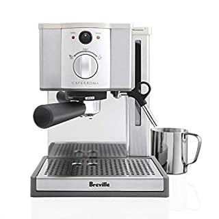 Breville ESP8XL Cafe Roma Stainless Espresso Maker (B0002VAFWA) | Amazon price tracker / tracking, Amazon price history charts, Amazon price watches, Amazon price drop alerts
