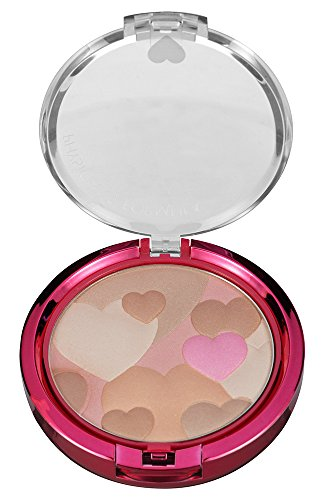 Physicians Formula Happy Booster Happy Glow Multi-Colored Face Powder and Bronzer, Translucent - 0.4 OZ