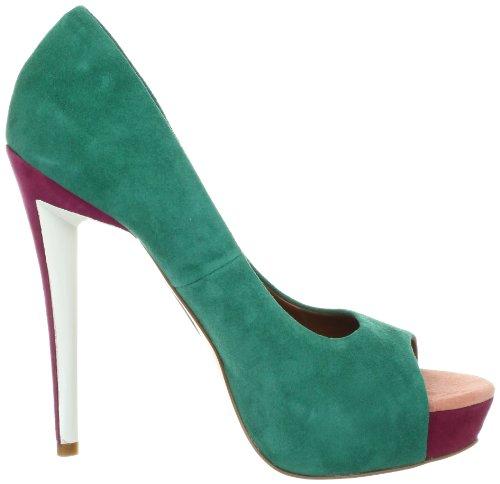 pompa Claudius2 9 donne verde piattaforma Mu Acquista qCnxIUwAw0