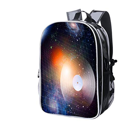 High-end Custom Laptop Backpack-Leisure Travel Backpack LP Disk Water Resistant-Anti Theft - Durable -Ultralight- -