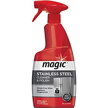 Amazon Com Magic Stainless Steel Cleaner 24 Oz