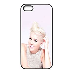 Miley Cyrus iPhone 5 5s Cell Phone Case Black T9017708