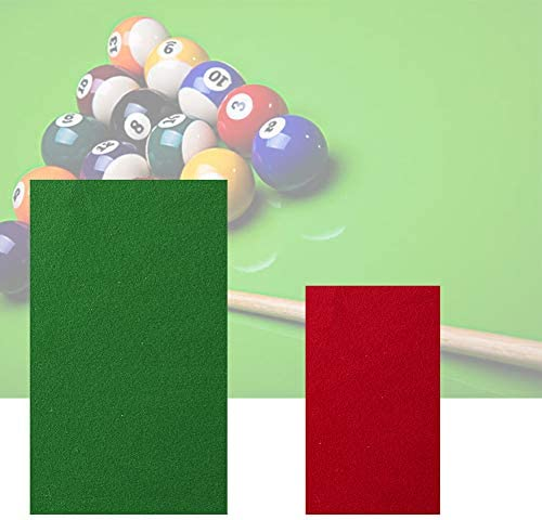 BRLIUK - Paño de billar, mesa de billar, color sólido, accesorios de nailon para billar, piscina, profesional, hoteles, deportes: Amazon.es: Deportes y aire libre
