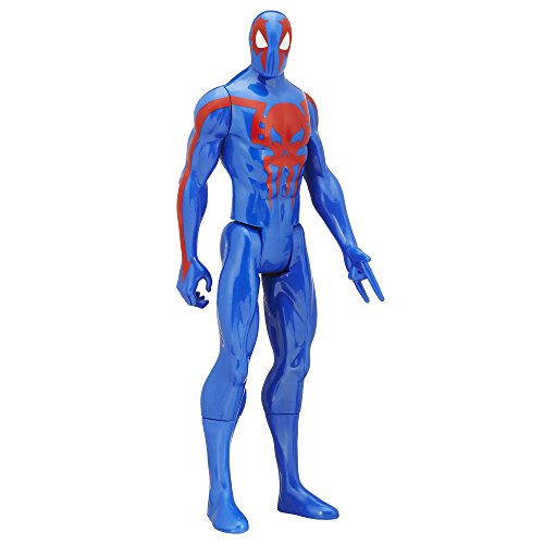 Ultimate Spider-Man Vs. The Sinister 6 Titan Hero Series Spider-Man 2099 Action Figure 12 Inches