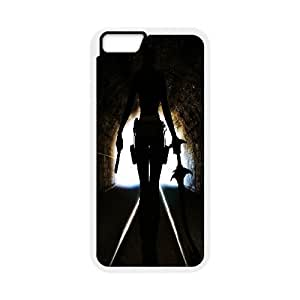 Character Phone Case Tomb Raider Lara Croft For iPhone 6 Plus 5.5 Inch NC1Q03077