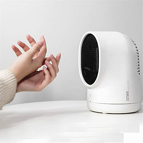TAOtTAO Home Mini Electric Heater Personal Air Heating Fan Desktop Hot...