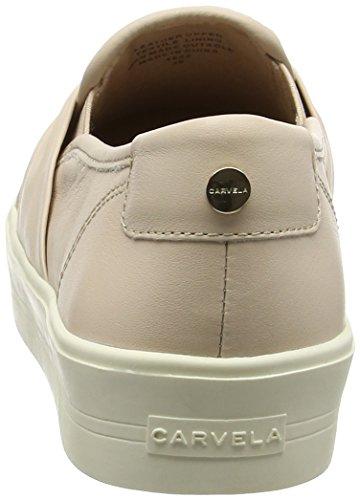 Carvela Loren NP, Sneakers A Collo Basso Donna Beige (Nude)