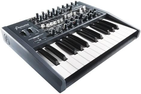 ARTURIA キーボード シンセサイザー MINIBRUTE 25鍵