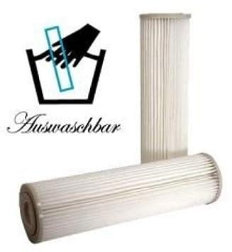 Wasserfilter 1 µm 4 STÜCK PP