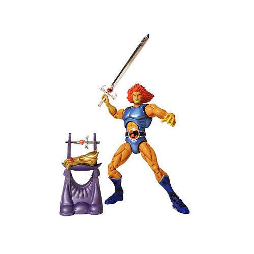 ThunderCats Collector 8 inch Action Figure LionO ()