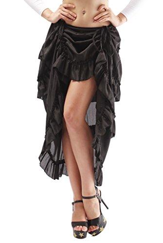 f94125fce3 Alivila.Y Fashion Women s Vintage Steampunk Victorian Goth Lace ...