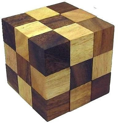 Boxed Wood Puzzle - 5