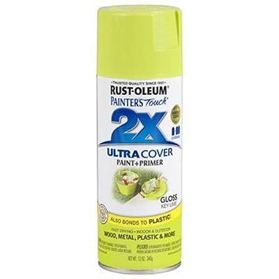 Rust-Oleum Painter's Touch Multi-Purpose Spray Paint, Gloss, 12-Ounce