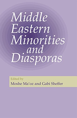 Middle Eastern Minorities and Diasporas by Sussex Academic Press