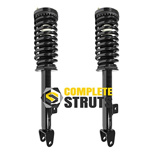Front Quick Complete Struts Assembly Compatible with 2005-2010 Chrysler 300 V6 RWD (Pair) ()