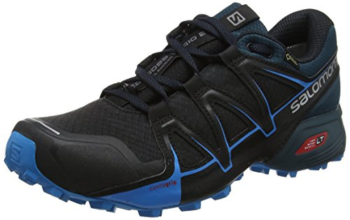 Noir hawaiian Pond black reflecting Vario Salomon Speedcross 2 Gtx Surf Trail Chaussures De Homme Rx4q8