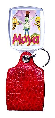 Llavero Rojo Abeja Maya: Amazon.es: Hogar