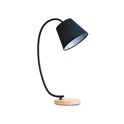 TL- Lámpara de mesa estilo minimalista moderno Material de ...