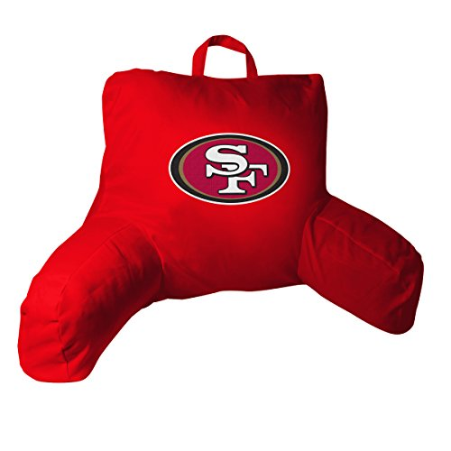 y Officially Licensed NFL San Francisco 49ers Adult Bed Rest, 20.5