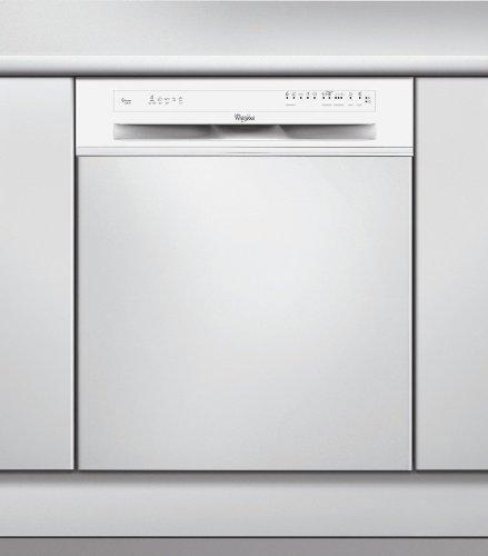 Whirlpool ADG6353A+PC Semi-incorporado 13cubiertos A+ lavavajilla ...