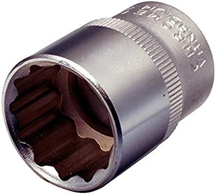 KS TOOLS 4042146086513 SK Hand Tool 1//2 12 Point Socket 30mm