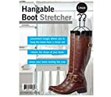 Hangable Boot Stretchers, Trees, Shapers For Women's or Men's Footwear