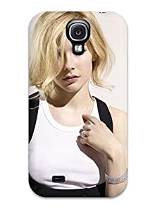 La Angel Nelson Fashion Protective Celebrity Avril Lavigne YY-ONE For Galaxy S4