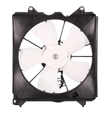 (Engine Cooling Fan Assembly - Cooling Direct For/Fit Ho3115142 08-12 Honda Accord Sedan/Coupe 4 Cylinder)