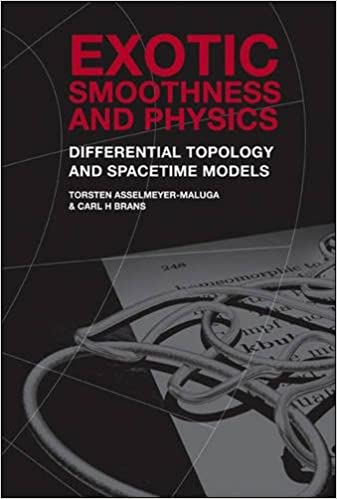 Differential Topology And Spacetime Models Exotic Smoothness And Physics