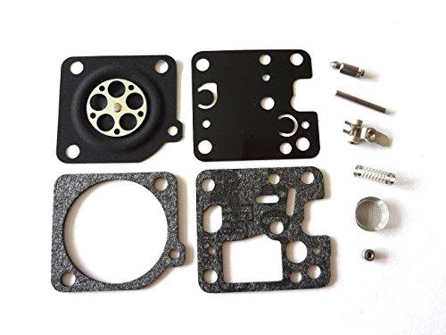 CTS Carburetor Repair/Rebuild Kit Replaces ZAMA RB-107 for Echo GT200 GT201 SRM200 SRM201 SRM230 SRM231 HC-160 HC-180 HC-200 ES-230 ES-231 by CTS (Image #1)