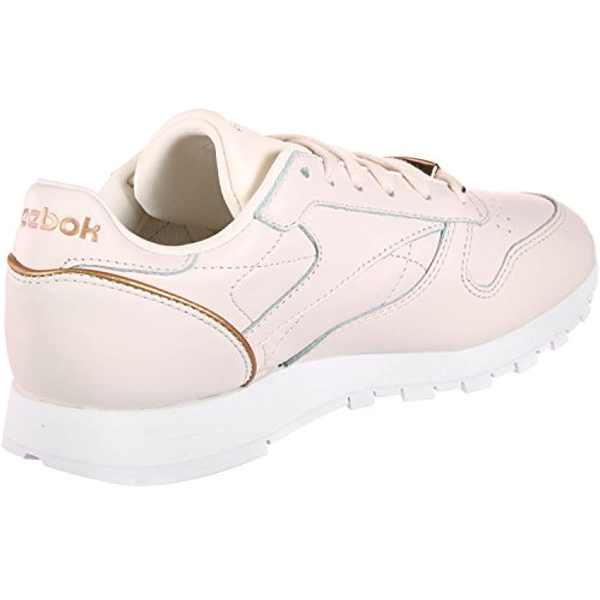 Reebok Classic Leather Hardware Sneaker Donna