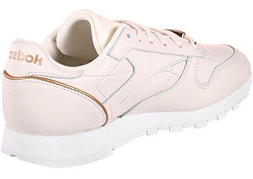 Women's Shoes Hw Pink Running Lthr Reebok Cl Pink 5 3 dqwxT4dHn