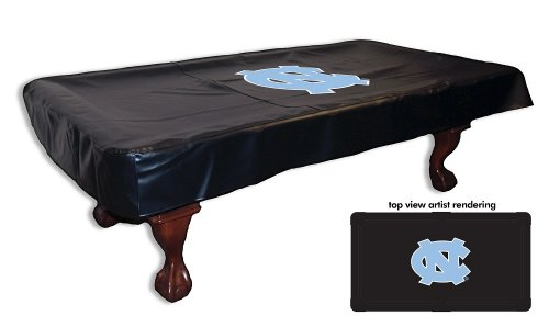 North Carolina Tar Heels Pool Table Cover-8