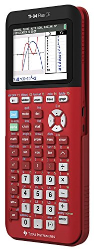 Review New Texas Instruments TI-84